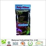 Feuille de poly Pads de filtre pour aquarium, 12 par 12 pouces