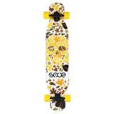 "Skateboard Longboard volles Ahornholz bildete 43*9.25 "" Sooe Wc07-1"