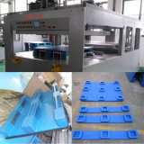 ヨーロッパのRackableプラスチックパレット溶接のための熱い版の溶接装置