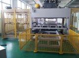 Máquina de solda da placa quente para Euro palete de plástico para montagem em rack