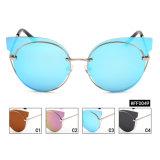 Pronto para fêmea de moda óculos polarizados de estoque sem quantidade mínima (HFF0049)