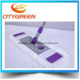 Легко для того чтобы помыть плоский Mop с телескопичной ручкой