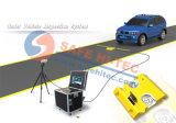 Mobile portatile nell'ambito dei sistemi di ispezione UVIS SA3000 del veicolo