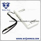 Teléfono celular portátil detector de señal