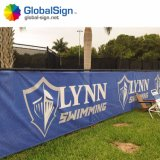 Poly Mesh Banner for Construction