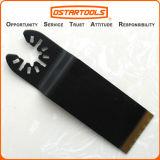 32.5mm (1-1/4 ''), das bimetallisches Titanbesonders langes Multitool Schnell-Befestigte, Sägeblatt