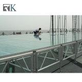 사건을%s 0.4m-0.6m 고도 조정가능한 다리 알루미늄 유리제 단계