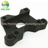 Elektrischer Gebrauch CNC zerteilt 6063/7075 die Aluminium-CNC-Anteile an Schwarzem