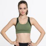 Insiemi su ordinazione correnti di yoga di forma fisica dei vestiti di compressione all'ingrosso delle donne