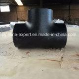 En t de acero al carbono ensamblado el adaptador de tubería