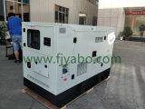 Groupe électrogène diesel silencieux d'approvisionnement direct de constructeur avec insonorisé