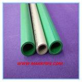 Высокий стандарт Pn16 PPR композитные трубы для горячей воды