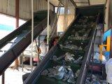 Frasco plástico do animal de estimação automático que recicl a linha