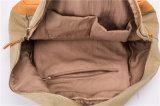 Zaino del banco dello Zaino di corsa dello zaino di giorno della tela di canapa dell'annata