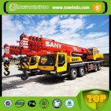 Guindaste móvel do caminhão do guindaste Stc120c de Sany para a venda