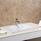 60cm du bord fin rectangulaire lavabo pour salle de bains vanité
