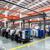 中国の製造業者20kwの省エネのディレクト・ドライブねじ空気圧縮機