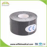 Nueva llegada la prevención de lesiones Kinesiología ISO de cinta impermeable Ce FDA