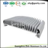 Perfil de alumínio industrial para o dissipador de calor do LED