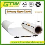 Hohes Sublimation-Papier der Wirtschaft-Fw90GSM in der hohen Übertragungsmenge