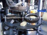De Newtop maquinaria descartável automática do copo de papel da ondinha completamente