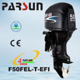 Moteur électrique de bateau d'injection de carburant de F50fel-T-Efi 50HP 4-Stroke