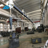 Ghe fijó la máquina ampliamente utilizada de la grúa del yate del astillero de la cubierta de la grúa para la venta