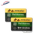 Kundenspezifische Drucken kontaktlose intelligente Identifikation-Karten-Visitenkarte