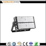 50W 100W 200W IP65 3 da garantia do módulo anos de projector do diodo emissor de luz com compatibilidade electrónica para ao ar livre