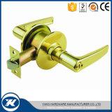 Satin-Edelstahl-zylinderförmiger Drehknopf-Einstiegstür-Verschluss