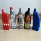 mobile Flaschen-Hochgeschwindigkeitsstrangpresßling-Blasformen-Maschine des Öl-1L