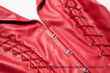 Korset van Steampunk Bustier van het Staal van Shapewear van vrouwen het Gotische