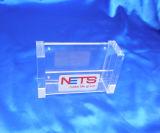 Personnalisez en acrylique transparent marchandiseur Tie Présentoir