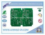 Carte de Doubl Fr4 avec la carte verte de l'automobile 2layer