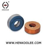 Magnesite della curva che frantuma abrasiva per le mattonelle di ceramica