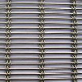 Maglia decorativa decorativa della tenda del metallo della rete metallica