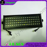 DMX 72X3w LED RGBW Piscina City Color