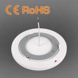 Маленький круглый IP44 CCT сменные&PIR датчик сигнальной лампы панели
