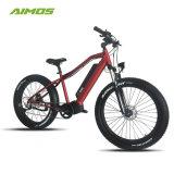 48V 1000W Bafang mediados Ultra Pantalla a color de la unidad del sistema de bicicleta eléctrica con el neumático Fat