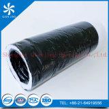 Canalización flexible del PVC de la película del aislante negro del poliester