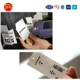 공장 가격 의복 슈퍼마켓, 도서관, 보석, 이동 전화 (무료 샘플)를 위한 인쇄된 RFID 지능적인 레이블 (LF, HF, UHF) NFC 레이블