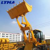Preço do carregador da roda de 2.5 toneladas mini do fornecedor do ouro de China