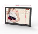 55 Zoll-Reklameanzeige-Kiosk-im Freien IP65 Touch Screen LCDdigital Signage