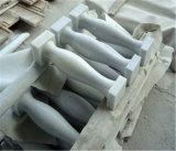 Balustrade/pilier/vase/machine découpage en pierre complètement automatiques de fléau