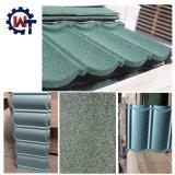 50 anni della garanzia della pietra della lamiera rivestita di tetto del metallo in Nigeria
