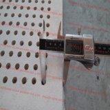 Перфорированные силикат кальция для Шумозащитных стены системной платы