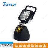 9W recargable exterior Epistar LED lámpara de trabajo de luz LED de trabajo