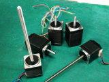Fijn Verwerkte Hybride het Stappen Motor (NEMA11)