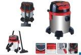 1200W 40L de aço inoxidável máquina de limpeza de chão aspirador sem fio