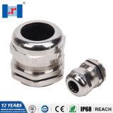 Hnx de latón de metal resistente al agua IP68 Prensaestopas tipo Anti-Magnet EMC